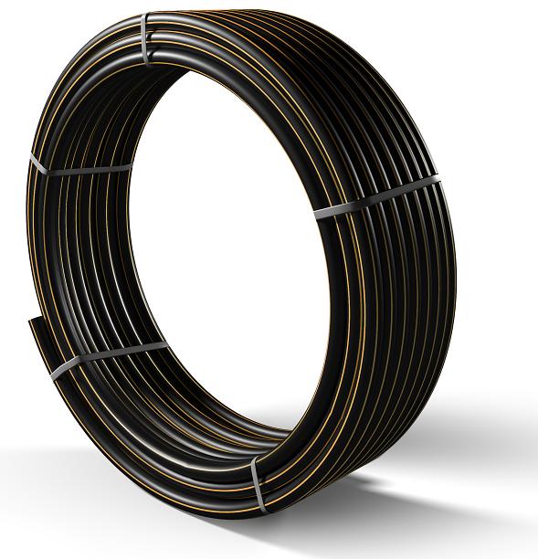 Труба полиэтиленовая для подачи газа ПЕ 100 Ø 400мм 0,6МПа SDR 11 - 1