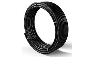Труба полиэтиленовая для подачи газа ПЕ 80 Ø 75мм 0,6МПа SDR 11